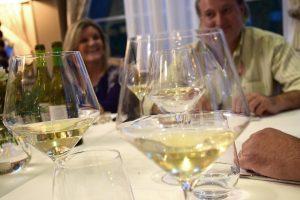Cata de vinos blancos asturianos