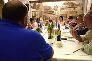 Maridaje de vinos asturianos en Casa Paco Lugo