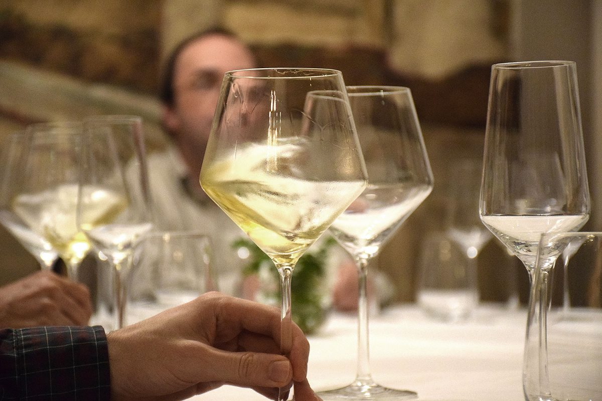 Maridaje de vinos asturianos